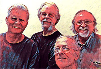 Cascadiacs: Lloyd Crafaton, Don Kellogg, Ted Goodson, and Mark Dodge